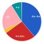 我が家の総資産 (2017年7月16日)